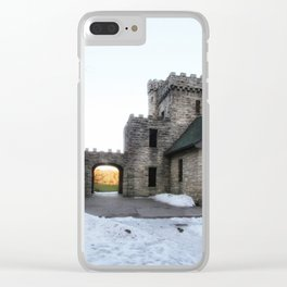 The forotten castle Clear iPhone Case
