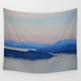Olympic Range Wall Tapestry