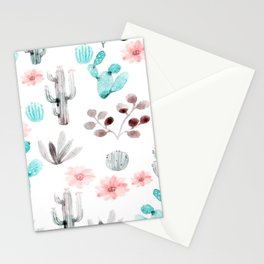 CACTUS6 Stationery Cards