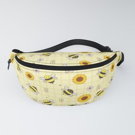 Cute Bees Fanny Pack