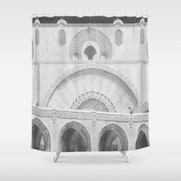 casablanca Shower Curtains featuring Casablanca by LaCatrina.it