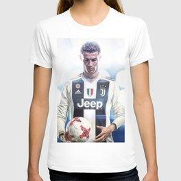 Cristiano Ronaldo To Juventus T-shirt