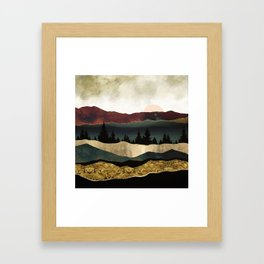 Early Autumn Framed Art Print