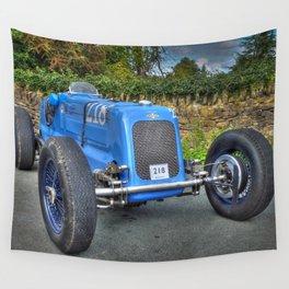 Frazer Nash racing Car Wall Tapestry