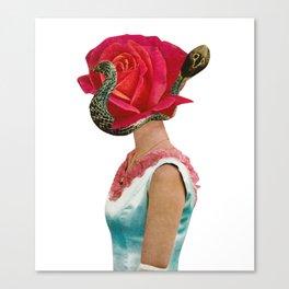 Cobra Head Canvas Print