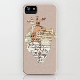 Sound Of My Heart iPhone Case