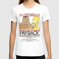 simpson T-shirts featuring Tatum vs Simpson: Payback by htsvll