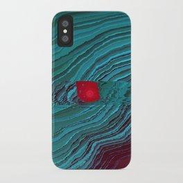 helix_eye iPhone Case
