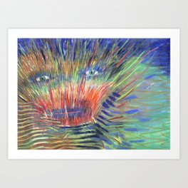 Outer Limits Art Print