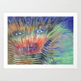 Outer Limits Art Print