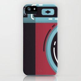 Little Yashica Camera iPhone Case