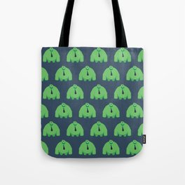 Ike Pattern Tote Bag