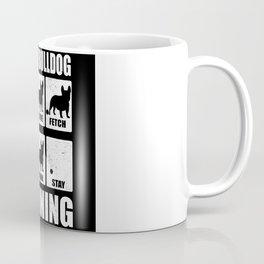 French Bulldog Frenchie Bully Training Coffee Mug