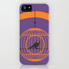 tweet at night iPhone Case