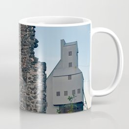 Quincy Hill Mine Shaft and Ruins Coffee Mug