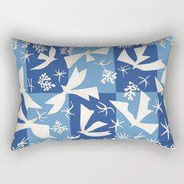 Matisse, Polynesia, the sky (Polynésie, le ciel) 1946 Cut Out Reproduction Rectangular Pillow