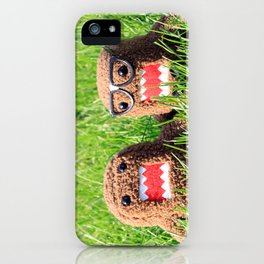Domo Nation iPhone Case