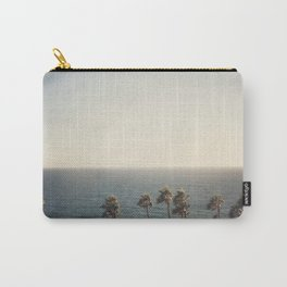 Golden Hour over Pacific Coast Highway Carry-All Pouch