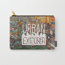 URBAN EXPLORER Carry-All Pouch