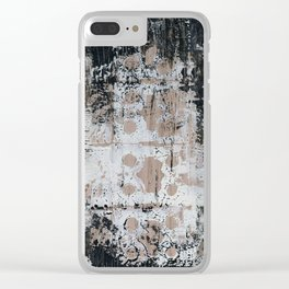 Salvaged Clear iPhone Case
