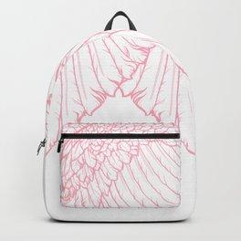 Guardian Angel Pink Backpack