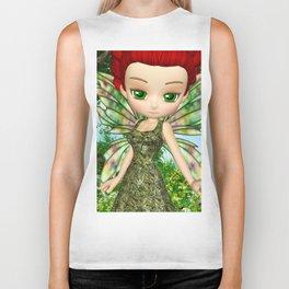 Lil Fairy Princess Biker Tank