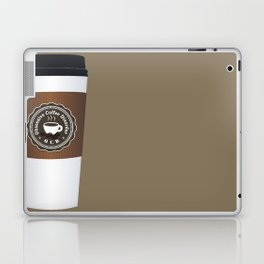 Obsessive Coffee Disorder Laptop & iPad Skin