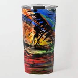 Fire & Flood Travel Mug