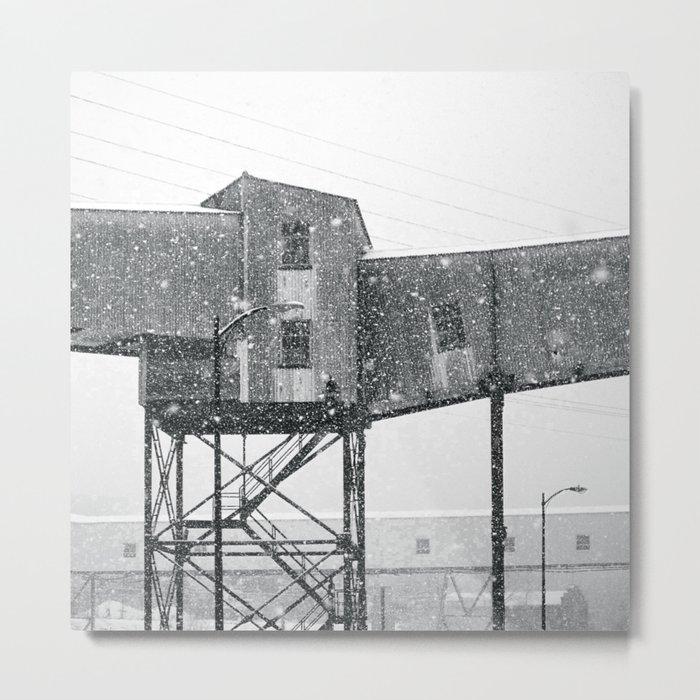 Stilted  Metal Print