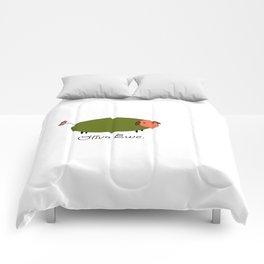 Olive Ewe. Comforters