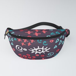 Spring pattern 1 Fanny Pack