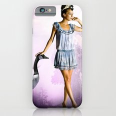 Purple Moon iPhone 6s Slim Case