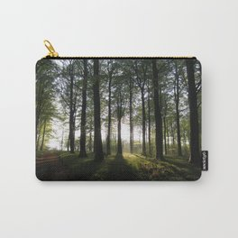 Light at the End of the Trees Carry-All Pouch