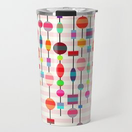 Colorful pearls Travel Mug