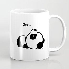 Sleeping Baby Panda Kawaii AWWW! Coffee Mug