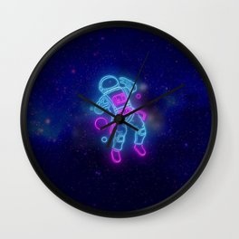 Astronaut Wall Clock