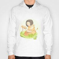 wasted rita Hoodies featuring rita by bluenblackst