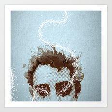 Guy Art Print