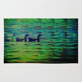 Ducks In A Row Rug