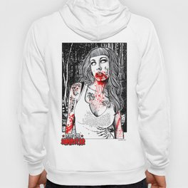"DEAD GIRL SUPERSTAR "" DEAD GIRL NUMBER 1"" Hoody"
