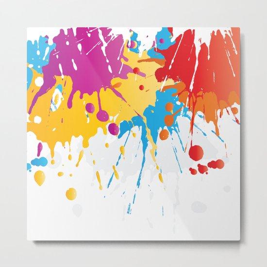 Colourful Paint Splash by arch4design