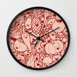 #MoleskineDaily_53 Wall Clock