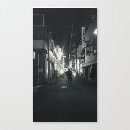 Alleyway Canvas Print
