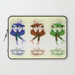 CAN CAN GIRLS Laptop Sleeve