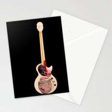 Digestive Guitar Stationery Cards