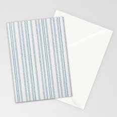 BLUE LINES Stationery Cards