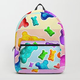 Jelly Bear Party Backpack