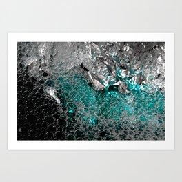 Polar Ice | Abstract Photography Art Print