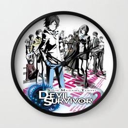 Shin Megami tensei Devil Survivor 2 Wall Clock