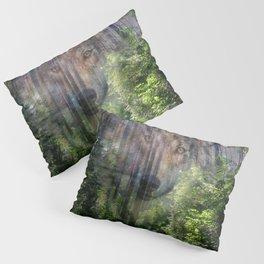 The Spirit of the Wild Pillow Sham